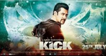 Kick 2014 Poster