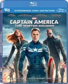 Captain America BD