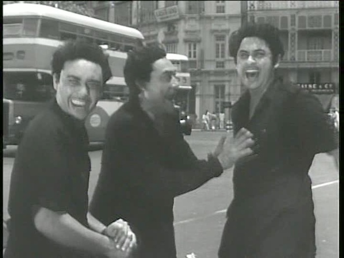 The Ganguly Brothers-Anoop,Ashok and Kishore