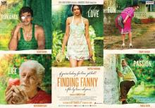 Finding Fanny Poster 2
