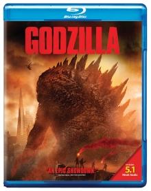Godzilla BD 2D