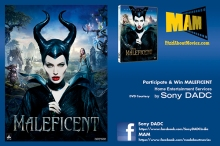 MAM Banner Maleficent