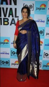 Vidya Balan_at_launch of 5th Jagran Film Festival Mumbai