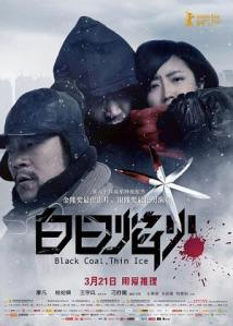 Black Coal,Thin Ice Poster