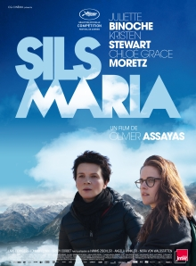 Cloud of Sils Maria Poster