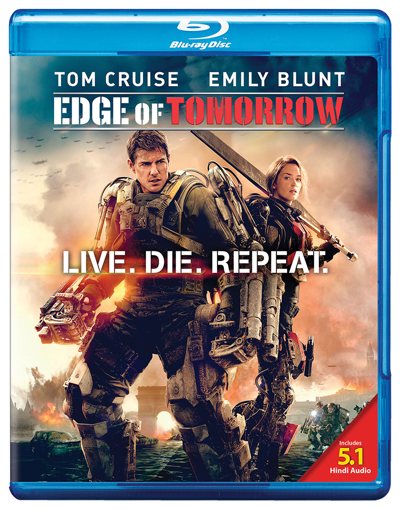 Sony dadc presents edge of tomorrow on home video mad for Tomorrow s home