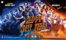 Happy New Year Poster 2