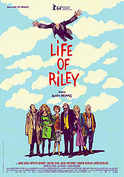 Life of Riley Poster