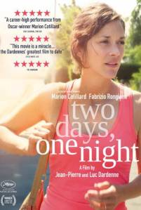Two Days,One Night Poster