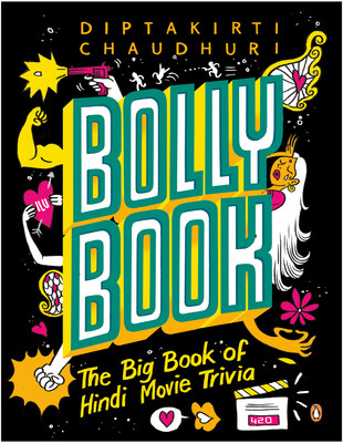 Bollybook Cover