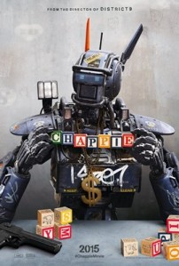 Chappie Poster 2