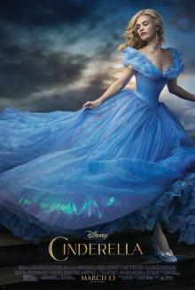 Disney's Cinderella poster