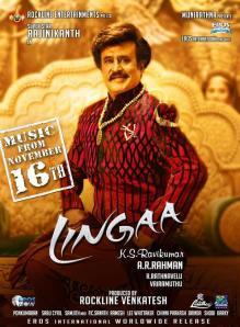 Lingaa Poster 3