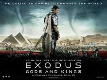 Exodus-Gods and Kings Poster