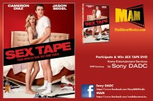 MAM Banner Sex Tape