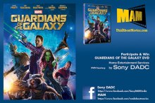 MAM Guardians of the Galaxy
