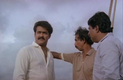 Dasan and Vijyan with Gafoor :)