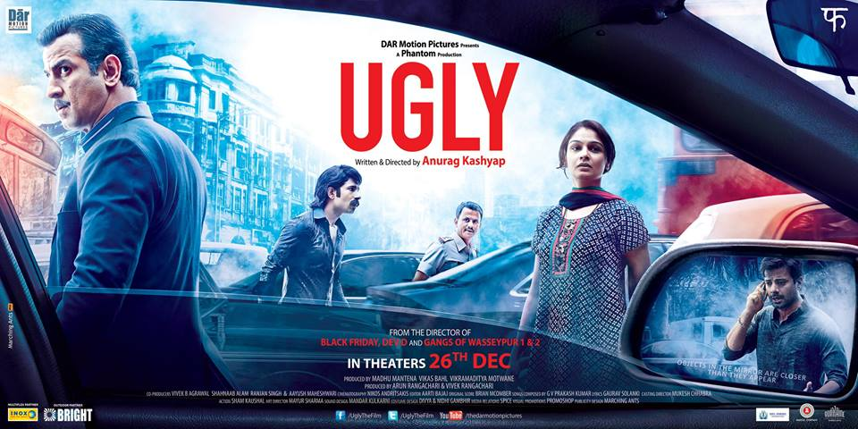 Image result for ugly poster