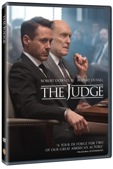 The Judge DVD