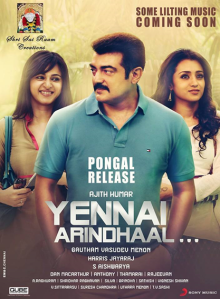 Yennai Arindhaal Poster 2