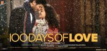 100 Days of Love Poster 4