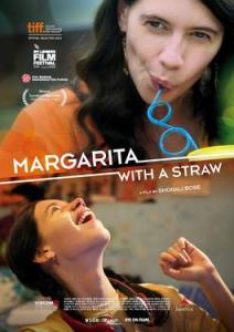 Margarita with a Straw Poster
