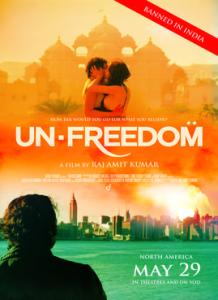 Unfreedom Movie Poster 2015