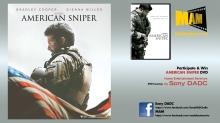 American Sniper DVD Free
