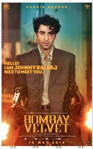 Bombay Velvet Poster 3