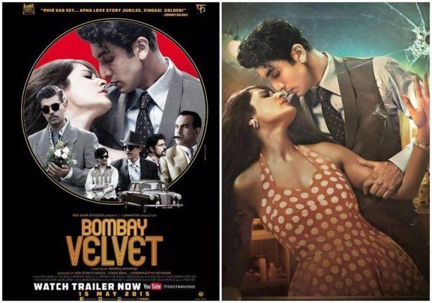 Bombay Velvet Poster 4