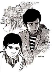 Feluda and Topshe, Bengal's answer to Batman and Robin