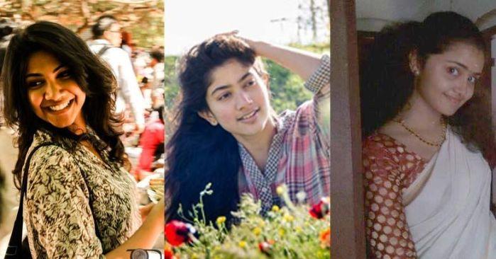 Anupama Parameshwaran, Sai Pallavi and Madonna Sebastian !