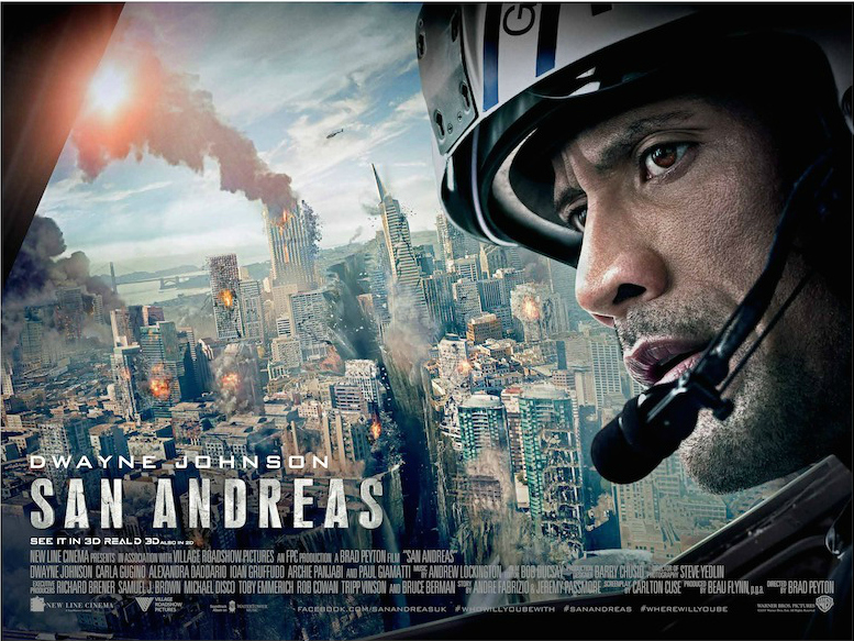 San Andreas 2015 Movie Review Guilty Pleasure Mad