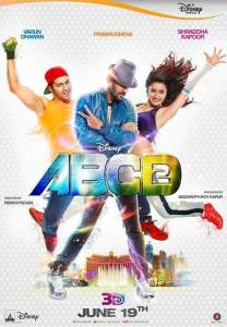 ABCD 2 Poster 2