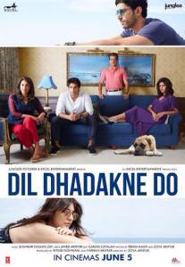 Dil Dhadakne Do Poster 2
