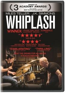 Whiplash DVD packshot