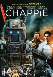Chappie DVD Pack