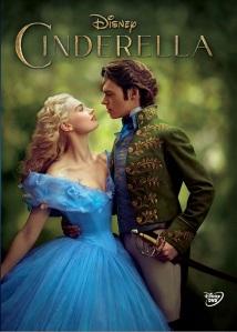 Cinderella DVD Packshot