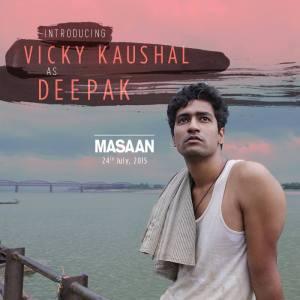 Masaan Character-Deepak