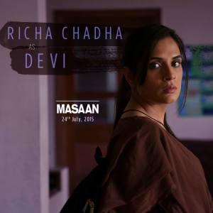 Masaan Character-Devi