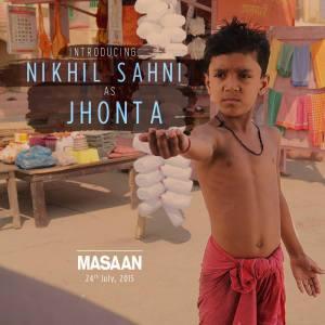 Masaan Character-Jhonta