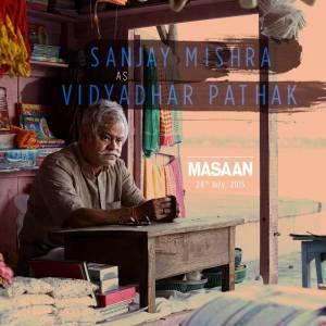Masaan Character-Vidyadhar