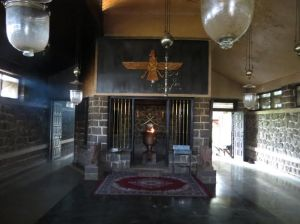 Recce shot-inside a Fire Temple