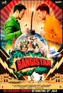 Bangistan Poster 2
