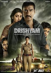 Drishyam Hindi Poster