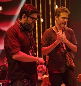 (L-R) Faisal Kapadia & Bilal Maqsood