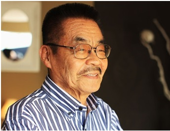 The late Yoshihiro Tatsumi