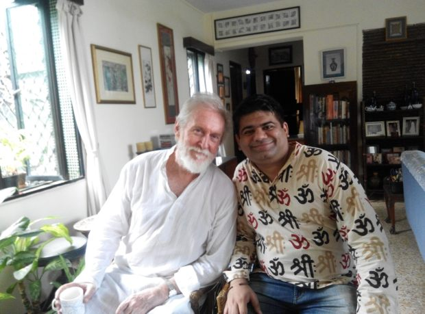 With the one & only Tom Alter, an integral part of TPOZ
