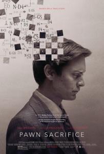 Pawn Sacrifice Poster 2