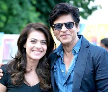 SRK and Kajol-Dilwale